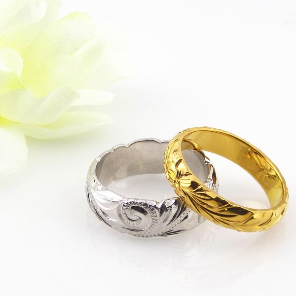 ジュエルダリアスの結婚指輪(マリッジリング)は、デザインカウンセリングで個性的な結婚指輪をお作りします