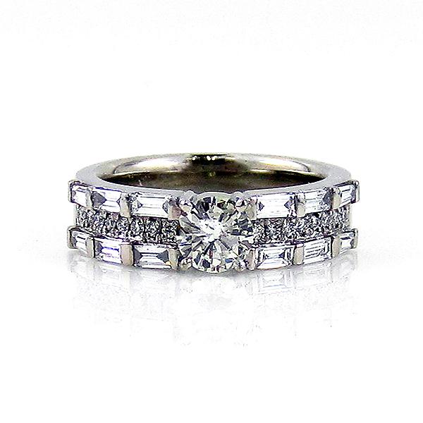 「婚約指輪のリフォーム」MIYOKO.Y様