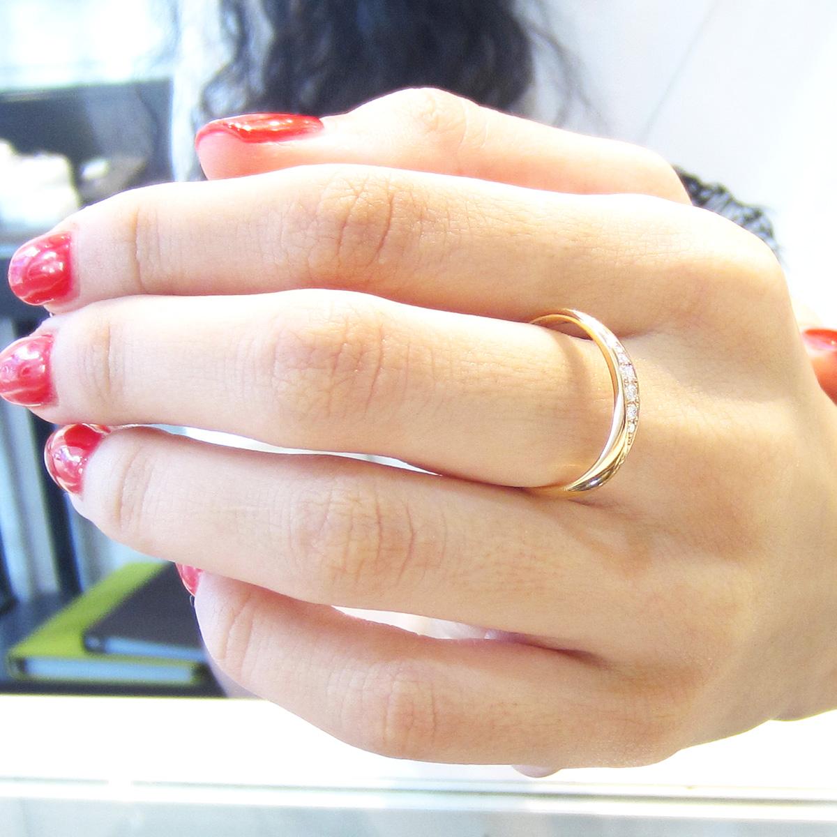 on sale 259e8 1af35 指輪のサイズ直しをするまでに自分でできる対処方法《ジュエリー ...