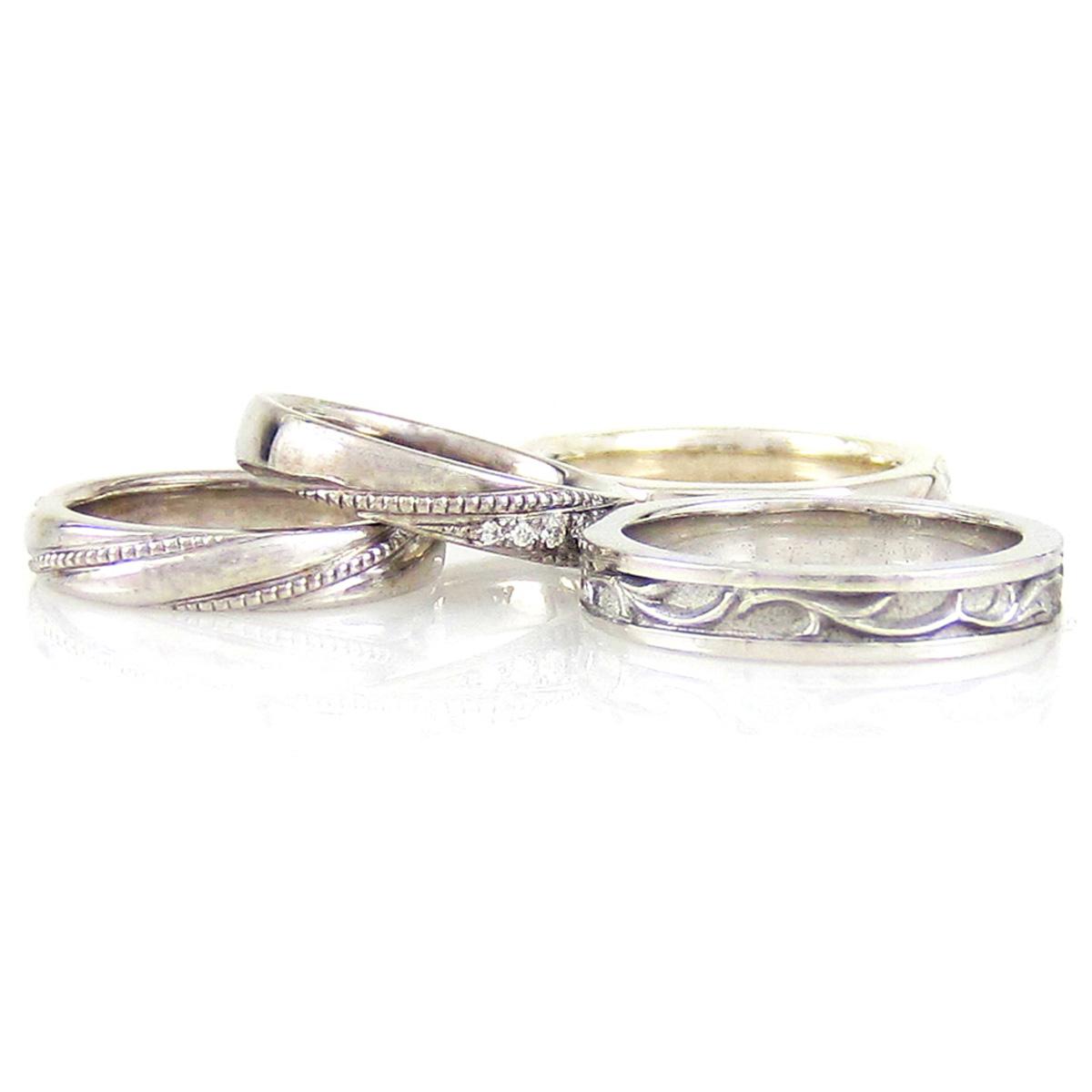 指輪の内側に925の刻印。これって価値のある指輪なの?