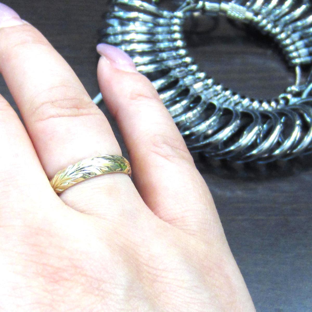 new arrival bb1f8 0851a プロがアドバイスする指輪のサイズを測る方法とポイント ...