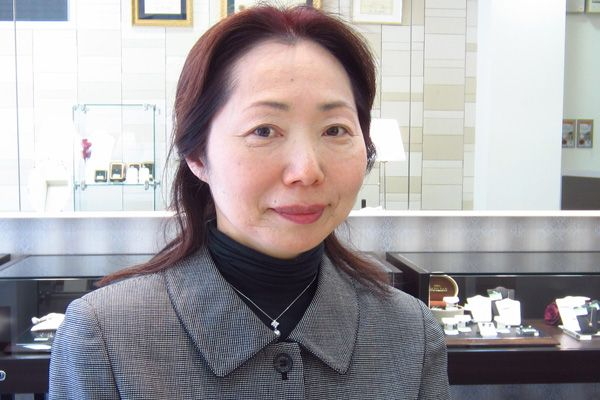 お客様の声《ジュエリー・リフォーム》太田恵理様