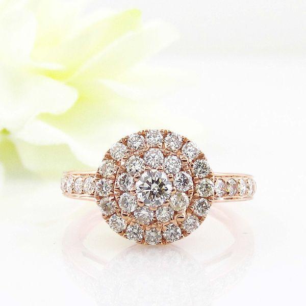 ジュエルダリアスお客様の声《婚約指輪のリフォーム》