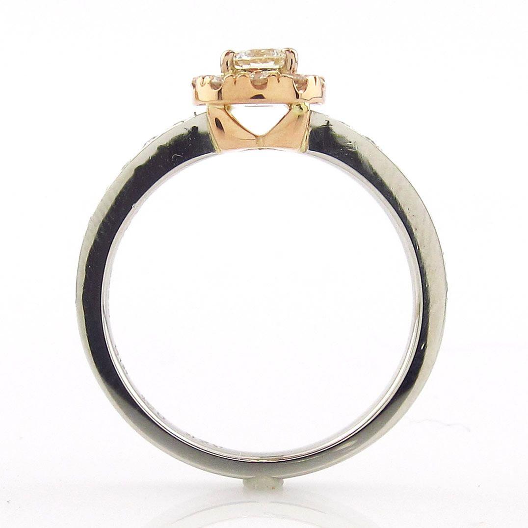 リフォームで作る婚約指輪