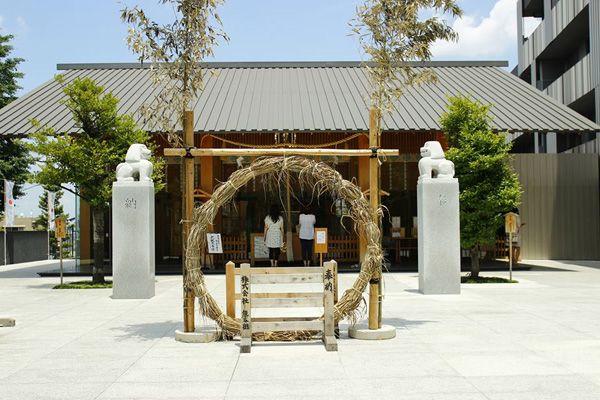 赤城神社【Akagi Jinja shrine】