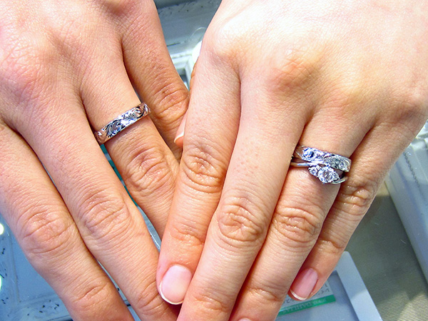 リフォームで婚約指輪