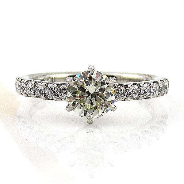 お客様の声「リフォームで婚約指輪」M様ご夫妻