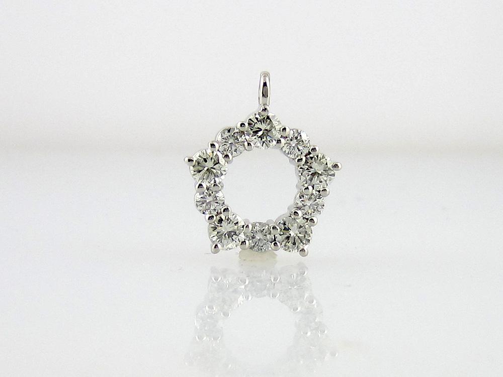 004ダイヤモンドペンダント