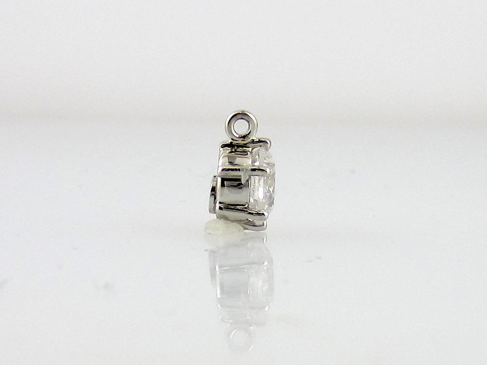 ダイヤとプラチナのリング